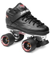 Sure-Grip Rebel Avanti Fugitive - Black Boot