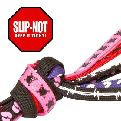 Sure-Grip Slip-Not laces 72""