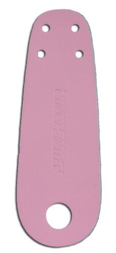 Sure-Grip Roller Skate Toe Guards - Pink
