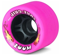 Sure-Grip ZOOM skate wheels for speed