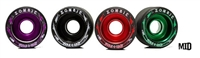 Sure Grip Zombie Mid Speed Wheels - 62mm x 38mm