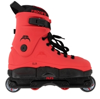 Razors Skates Aggressive SLR Red