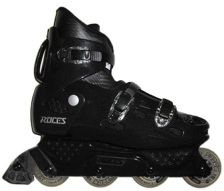 Roces Size 15 Inline Skates Tokyo Black Mens Recreational