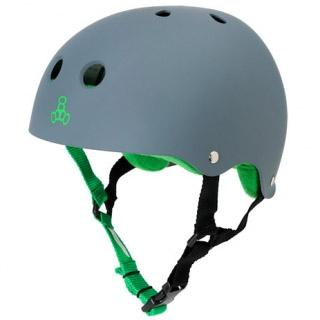 Triple 8 Brainsaver SS Helmet - Carbon Rubber