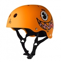 Triple 8 Brainsaver Multi Impact Helmet - Maloof Orange