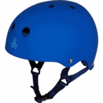 Triple 8 Brainsaver Helmet - Royal Blue