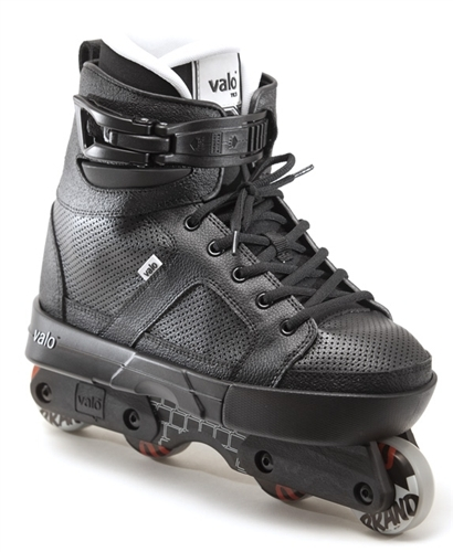 Valo TV 3 Aggressive Skates - Black