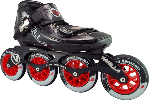 Vanilla Assassin Speed Skates size 5 ONE PAIR