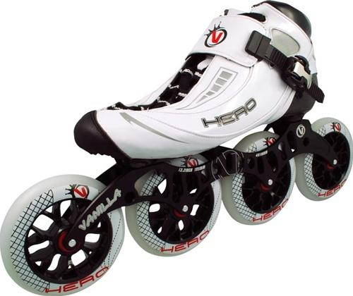 Vanilla Hero Inline Speed Skates -LAST PAIR SIZE 9
