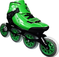 Vanilla Carbon Speed Skates Green