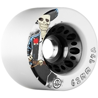 Rollerbones Roller Derby Wheels Day of the Dead 62mm x 94A