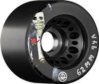 Rollerbones Roller Derby Wheels Day of the Dead