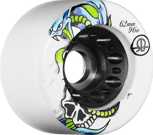Rollerbones Roller Derby Wheels SNAKE 62mm 96A (8)