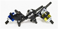 Sure-Grip DA45 trucks complete with Delrin inserts
