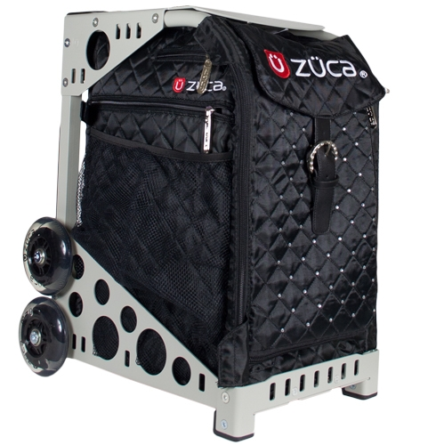ZUCA Sport Bag Black Bling Special - ONE ONLY!