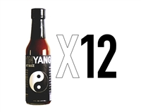 Yin Yang Hot Sauce Case (12 Bottles)