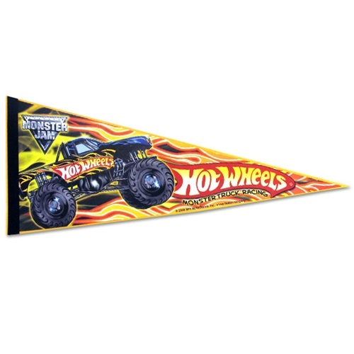 Hot Wheels Flag