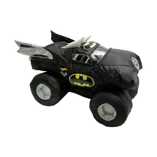 Batman Plush Truck