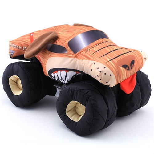 Monster Mutt Plush Truck