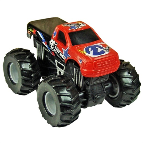 1:43 Hot Wheels Nitro Circus Rev Tredz Truck