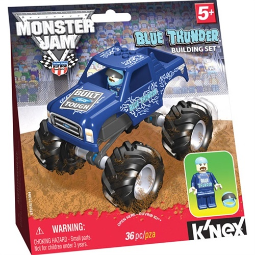 K'NEX Blue Thunder Building Set