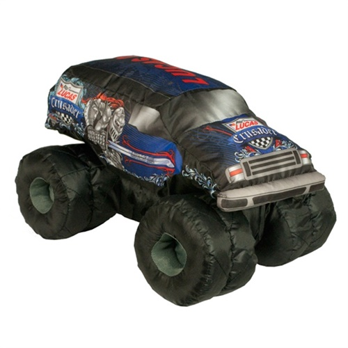 Lucas Oil Crusader Plush Truck