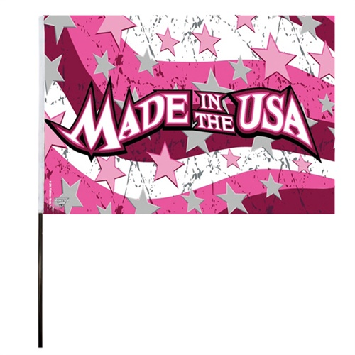 Madusa Flag (14x22 in)