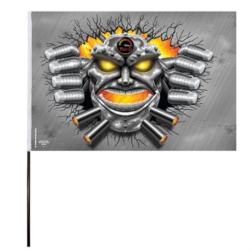 Max-D Flag (14x22 in)
