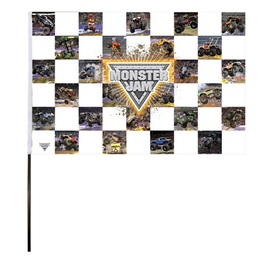 Multi-Truck Flag (14x22 in)