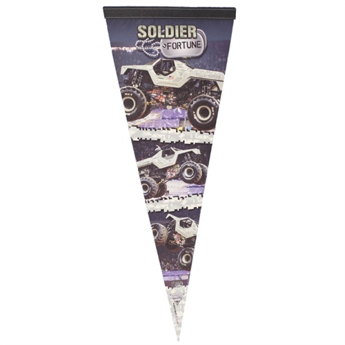 Soldier Fortune Pennant