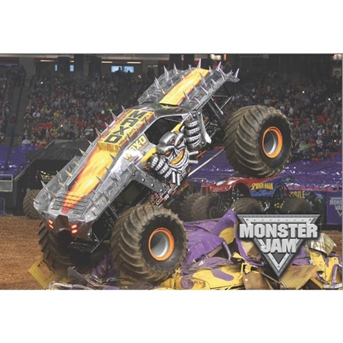 Monster Jam Max-D Pillowcase