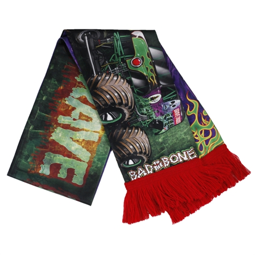 Grave Digger Scarf