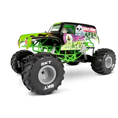 Grave Digger R/C Truck 1:10 Scale - SMT10 Axial