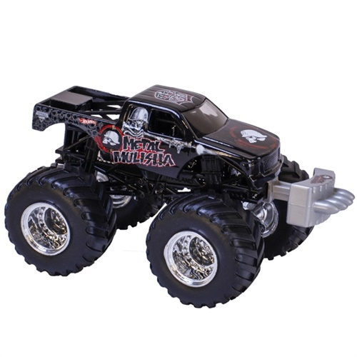 1:64 Hot Wheels Metal Mulisha Die Cast Truck - Battle Slammer Series