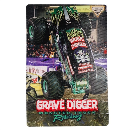 Monster Jam Grave Digger Foam Puzzle
