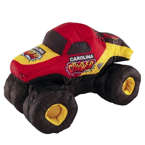 Carolina Crusher Plush Truck