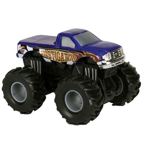 1:43 Hot Wheels Instigator Rev Tredz Truck