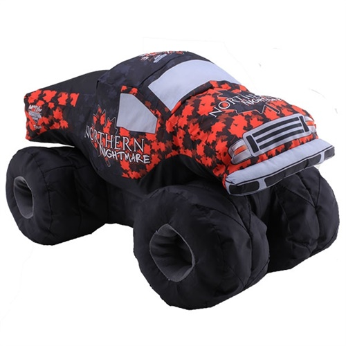 Northern Nightmare Plush Truck