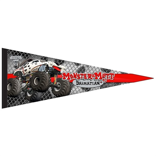 Monster Mutt Dalmatian Flag