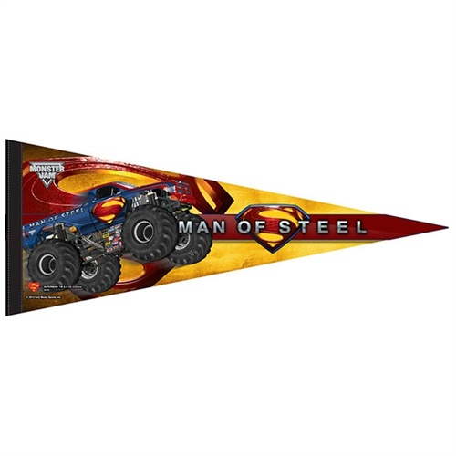 Man Of Steel Flag