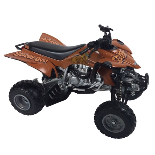 1:12 Scale Monster Jam Scooby-Doo ATV