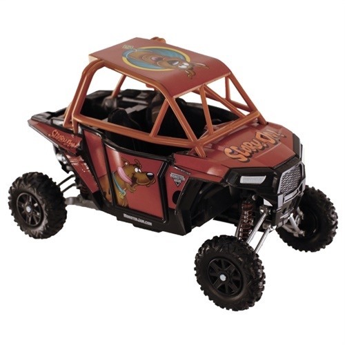 1:18 Scale Monster Jam Scooby-Doo Polaris RZR