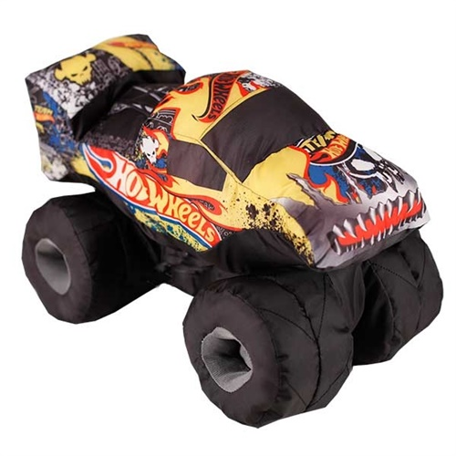 Hot Wheels Plush Truck