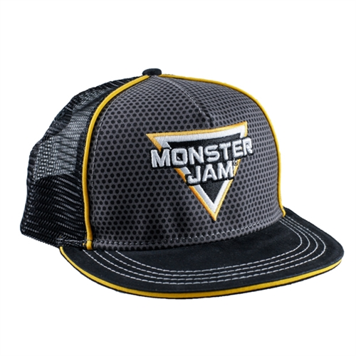 Monster Jam Series Front Grid Cap