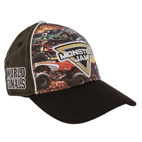 Monster Jam World Finals XVII Trucks Cap