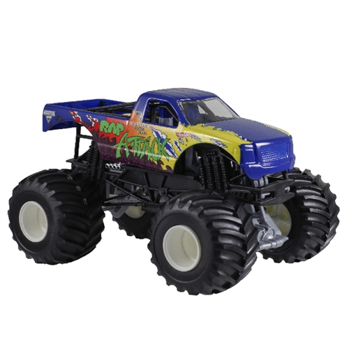 1:24 Hot Wheels Rap Attack Truck