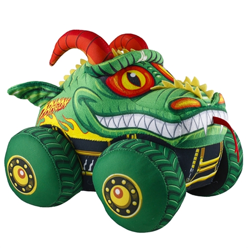 Monster Jam Truckin Pals™ Plush Dragon