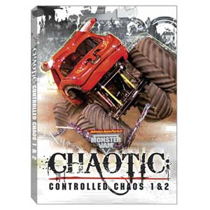 Chaotic Controlled Chaos 1 and 2 DVD