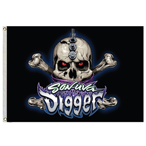 Son-Uva Digger Flag (3X5 ft)