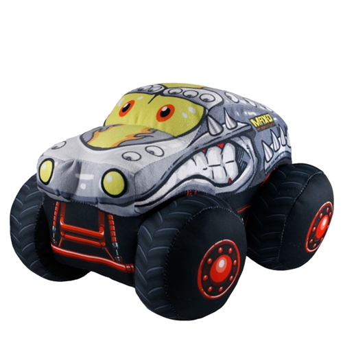 Monster Jam Truckin Pals Plush Max-D